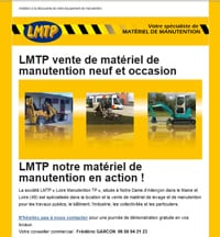 campagne Emailing LMTP