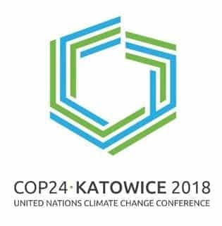 logo COP24 et éco-communication