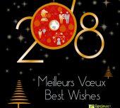 Joyeux Noël et Meilleurs Voeux 2018