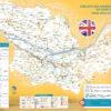Carte touristiques version ANGLAISE